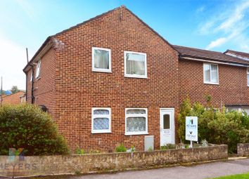 Thumbnail 2 bed flat for sale in Slepe Crescent, Parkstone, Poole