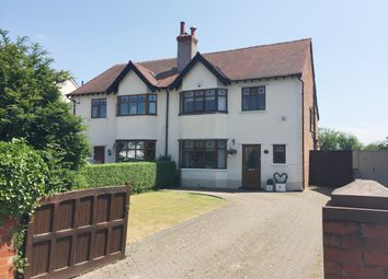 Thumbnail 4 bed semi-detached house for sale in Bankfield Lane, Churchtown, Southport