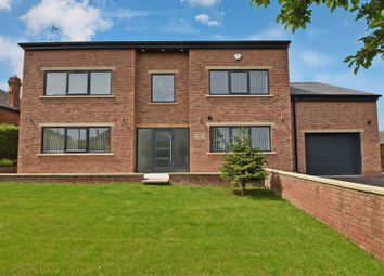 Thumbnail 6 bed detached house for sale in Manygates Lane, Sandal, Wakefield