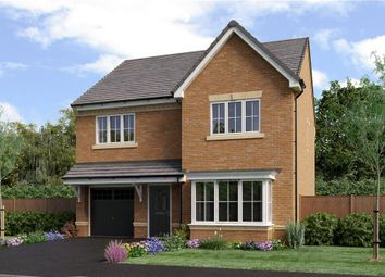 """Thumbnail 4 bedroom detached house for sale in """"The Tressell"""" at Weldon Road, Cramlington"""