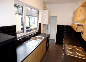 Thumbnail 3 bed terraced house to rent in Clare Street, Stoke-On-Trent