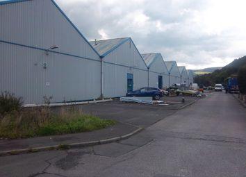 Thumbnail Light industrial to let in Chapel Farm Industrial Estate, Cwmcarn, Newport