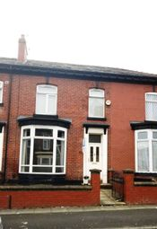 Thumbnail 4 bed terraced house to rent in Russell Street, Bolton