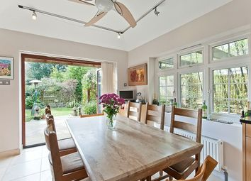 Thumbnail 4 bed property to rent in Woodland Close, Weybridge