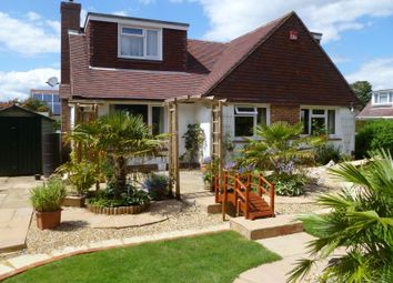 Thumbnail 4 bed detached house for sale in Lime Grove, Hayling Island