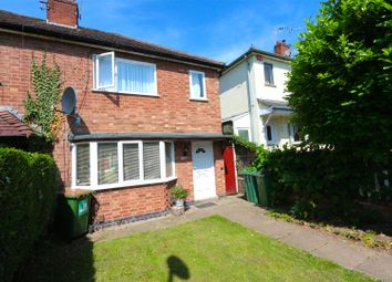 Thumbnail 2 bed semi-detached house to rent in Park Drive, Leicester Forest East, Leicester