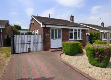 Thumbnail 2 bed bungalow for sale in Cheviot, Wilnecote, Tamworth, Staffordshire