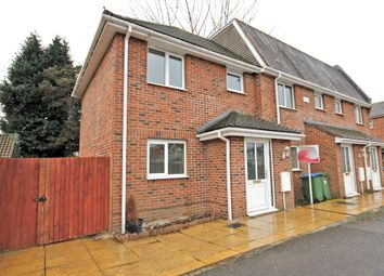 Thumbnail 2 bedroom end terrace house to rent in Smyth Villas, South Mill Road, Southampton