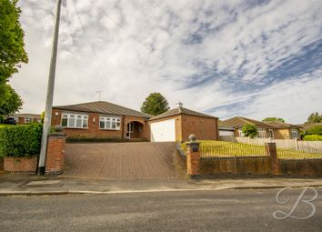 Thumbnail 3 bed detached bungalow for sale in Robin Down Lane, Mansfield