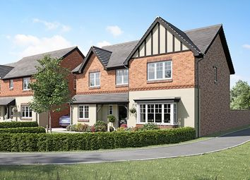 """4 bed property for sale in """"The Salcombe"""" at Main Street, East Challow, Wantage OX12"""