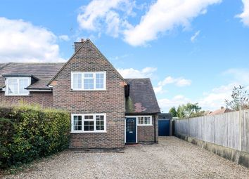 Thumbnail 3 bed semi-detached house for sale in Breech Lane, Walton On The Hill