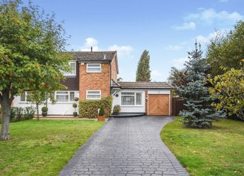 3 bed semi-detached house for sale in Hunt Close, Feering, Colchester CO5