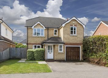 Thumbnail 4 bed detached house to rent in Woodfield Road, Thames Ditton