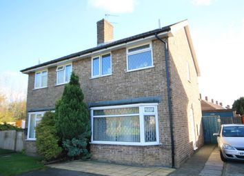 Thumbnail 2 bed semi-detached house for sale in Gormire Close, Thirsk