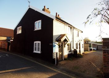 Thumbnail 2 bed semi-detached house for sale in Friarscroft Lane, Wymondham