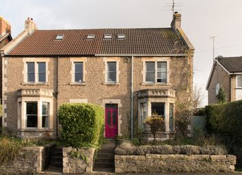 Thumbnail 4 bed end terrace house for sale in Locks Hill, Frome