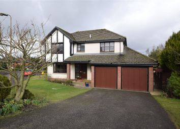 Thumbnail 4 bed detached house for sale in Murieston Green, Livingston, West Lothian