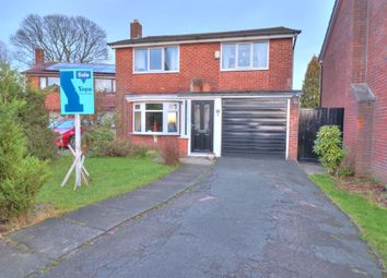 Thumbnail 4 bed detached house for sale in Hillside Walk, Rochdale