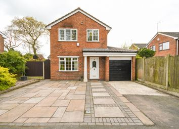Thumbnail 4 bed detached house for sale in Porter Close, Rainhill, Prescot