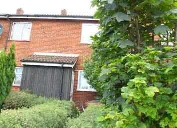 Thumbnail 2 bed town house to rent in School Lane, Sprowston, Norwich