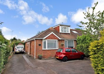 Thumbnail 3 bedroom semi-detached bungalow for sale in Admirals Road, Locks Heath, Southampton