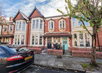 Thumbnail 3 bed terraced house for sale in Stallcourt Avenue, Penylan, Cardiff