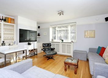 Thumbnail 2 bed flat for sale in St. Albans Avenue, London
