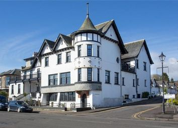 Thumbnail 2 bed flat for sale in Queens View, Kirn, Dunoon, Argyll And Bute