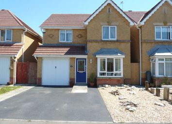 Thumbnail 4 bedroom detached house for sale in Cilgant Y Meillion, Rhoose, Barry