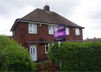 Thumbnail 3 bed semi-detached house for sale in Dovedale Circle, Ilkeston