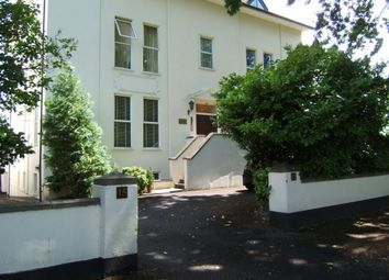 Thumbnail 2 bed flat to rent in Pittville Crescent, Cheltenham