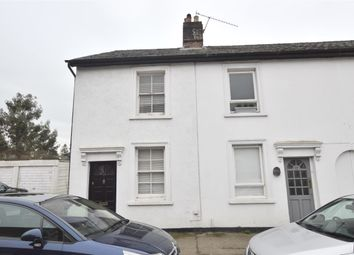 Thumbnail End terrace house for sale in Bradbourne Road, Sevenoaks, Kent
