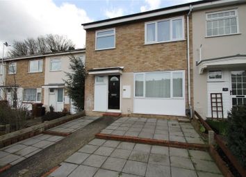 Thumbnail 3 bed terraced house for sale in St Michaels Close, Chatham, Kent