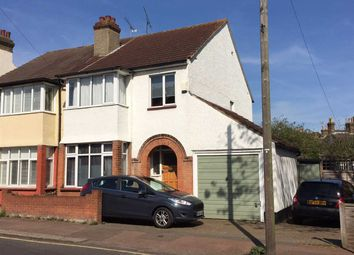 Thumbnail 3 bed semi-detached house for sale in Cranleigh Drive, Leigh-On-Sea