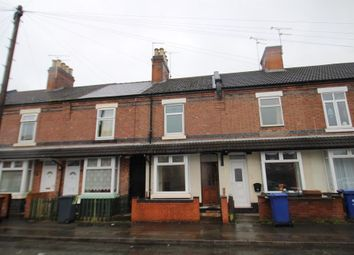 Thumbnail 2 bed property to rent in Wyggeston Street, Burton On Trent, Staffordshire
