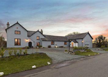Thumbnail 7 bedroom detached house for sale in Golden Plover, Warren, Castlemartin, Pembroke
