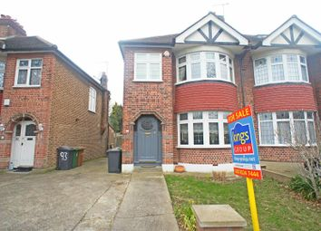 Thumbnail 3 bed semi-detached house for sale in Larkshall Road, London