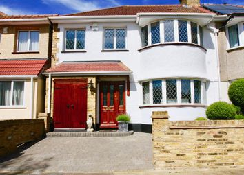 Thumbnail 4 bed semi-detached house for sale in Axminster Crescent, Welling
