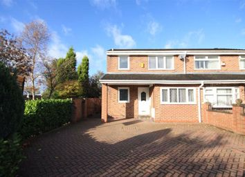 3 bed semi-detached house to rent in Springvale Close, Ashton-Under-Lyne, Tameside OL7