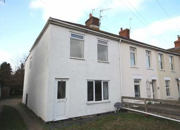 Thumbnail 2 bedroom end terrace house for sale in Swindon Road, Wroughton, Swindon