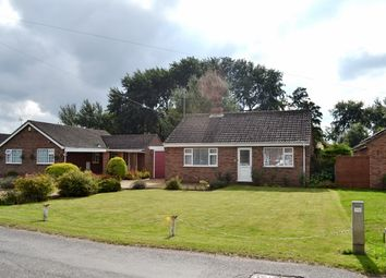 Thumbnail 2 bed detached bungalow for sale in Newbridge Road, Upwell