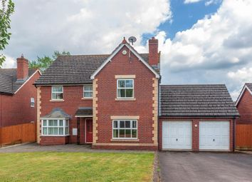 Thumbnail 5 bed detached house for sale in Rudhall Meadow, Ross-On-Wye