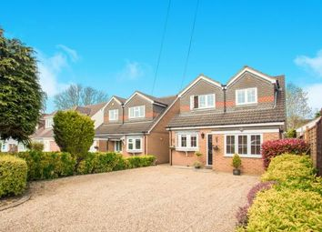 Thumbnail 4 bed detached house for sale in Oakwood Road, Bricket Wood, St. Albans, Hertfordshire