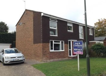 Thumbnail 3 bed semi-detached house for sale in Hawarden Close, Crawley Down, West Sussex