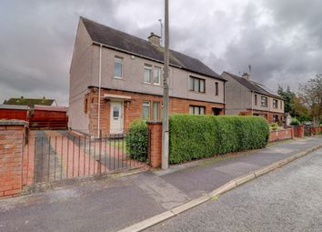Thumbnail 3 bed semi-detached house for sale in Portland Drive, Dumfries