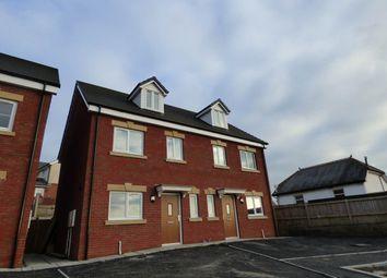 Thumbnail 3 bed property to rent in Rhodfa Morgan Drive, Llangunnor, Carmarthen