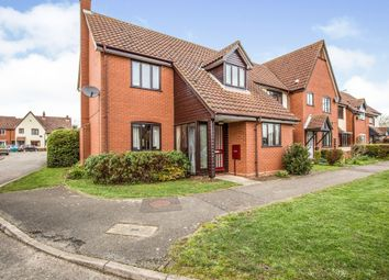 Thumbnail 4 bed end terrace house for sale in Home Meadow, Laxfield, Woodbridge