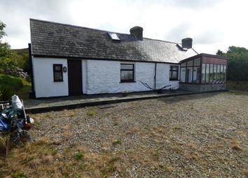Thumbnail 1 bed detached house for sale in Garnfadryn, Pwllheli, Gwynedd