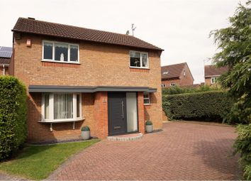 Thumbnail 4 bed detached house for sale in Melbourne Way, Waddington