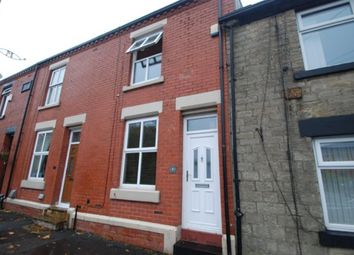 Thumbnail 2 bed terraced house to rent in Old Road, Mottram, Hyde